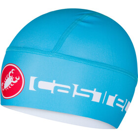 Castelli Viva Thermo Skully sky blue
